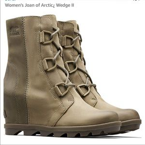 NWT Sorel Joan of Arctic II Waterproof Wege Boot
